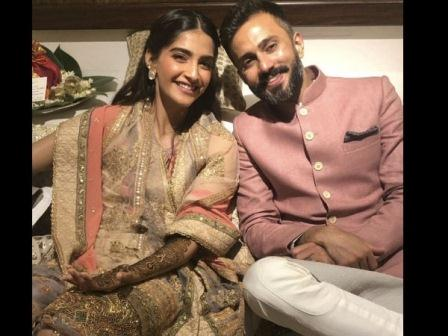 Sonam Kapoor and Anand Ahuja's Wedding