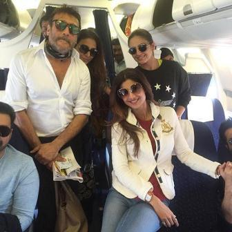 Shilpa Shetty's Luxurious Private Jet Images,Shilpa Shetty, Luxurious Private Jet, Shilpa Shetty Luxurious Private Jet, Bollywood Shilpa Shetty Luxurious Private Jet