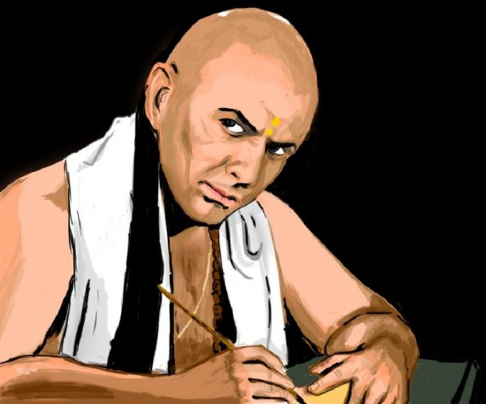 Chanakya, these foods