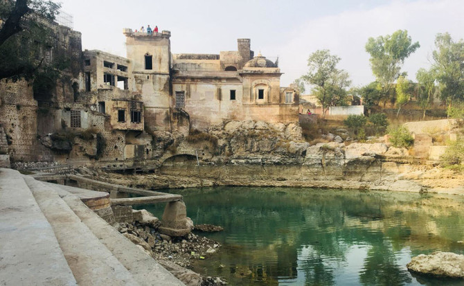 old Shiv Temple in Pakistan, shive temple, pakistan, Ancient Katasraj Shiva Temple