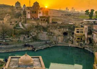 Ancient Katasraj Shiva Temple