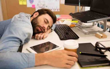 Effective tips to control sleep in office after Lunch