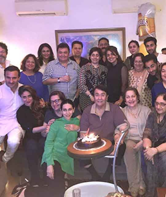 The Kapoor family, 10 Guinness world records of Bollywood Stars